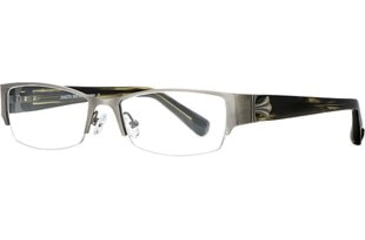 Dakota Smith Gallant SEDS GALA00 Eyeglass Frames - Gunmetal SEDS GALA005345 GM