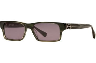 Dakota Smith Instinct SEDS INSN06 Bifocal Prescription Sunglasses SEDS INSN065445 GN - Frame Color: Olive, Lens Diameter: 54 mm, Lens Diameter: 57 mm