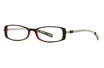 Dakota Smith Jetson SEBM JETN00 Eyeglass Frames - Black Top SEBM JETN005035 BK