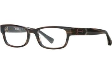 Dakota Smith Valor SEDS VALO00 Progressive Prescription Eyeglasses - Brown SEDS VALO005440 BN