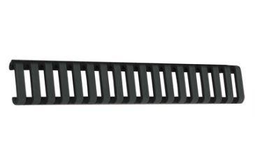 Daniel Defense Low Profile Ladder Rail Covers Black Package Of Three DD-0010-BK