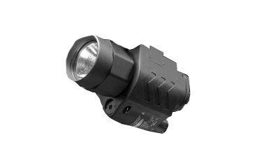 StormLighter Tactical Lighting Systems Halogen 150 Lumens Rail Mounted Underboss Flashlight DOH202