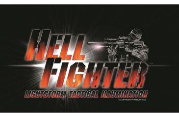 8-Dark Ops x8 Tactical Flashlight