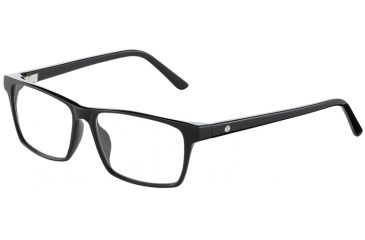 Davidoff No. 91502 Eyeglasses - Black Frame and Clear Lens 91502-8840