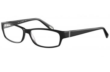 Davidoff No. 91024 Eyeglasses - Black Frame and Clear Lens 91024-8840