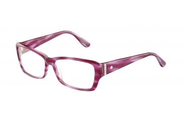 Davidoff 91501 Bifocal Prescription Eyeglasses - Pink Frame and Clear Lens 91501-6478BI