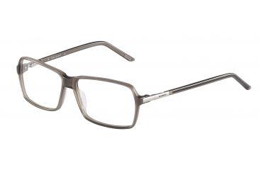 Davidoff 92009 Bifocal Prescription Eyeglasses - Brown Frame and Clear Lens 92009-6176BI