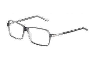 Davidoff 92009 Bifocal Prescription Eyeglasses - Grey Frame and Clear Lens 92009-6373BI