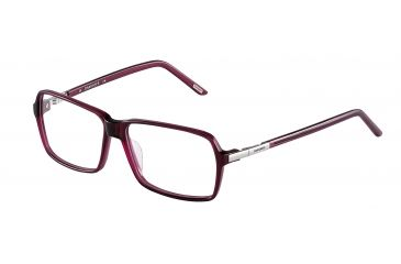 Davidoff No. 92009 Eyeglasses - Red Frame and Clear Lens 92009-6160