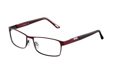 Davidoff No. 93040 Eyeglasses - Red Frame and Clear Lens 93040-210
