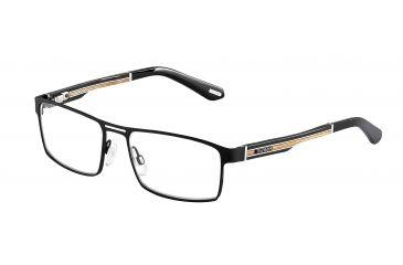 Davidoff No. 93042 Eyeglasses - Black Frame and Clear Lens 93042-611