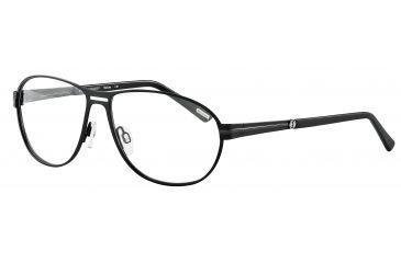 Davidoff 95099 Bifocal Prescription Eyeglasses - Black Frame and Clear Lens 95099-579BI