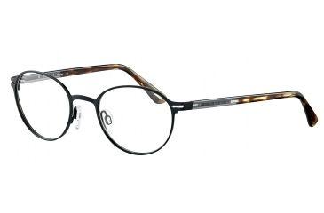 Davidoff 95101 Progressive Prescription Eyeglasses - Green Frame and Clear Lens 95101-570PR