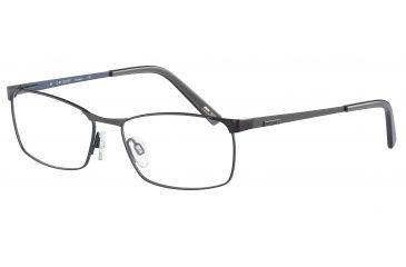 Davidoff 95103 Progressive Prescription Eyeglasses - Anthracite Frame and Clear Lens 95103-584PR