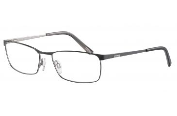 Davidoff 95103 Progressive Prescription Eyeglasses - Black Frame and Clear Lens 95103-610PR