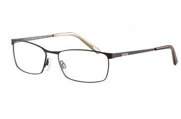 Davidoff 95103 Progressive Prescription Eyeglasses - Brown Frame and Clear Lens 95103-583PR