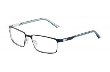 Davidoff 95107 Progressive Prescription Eyeglasses - Green Frame and Clear Lens 95107-562PR