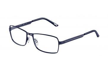 Davidoff 95109 Bifocal Prescription Eyeglasses - Blue Frame and Clear Lens 95109-576BI