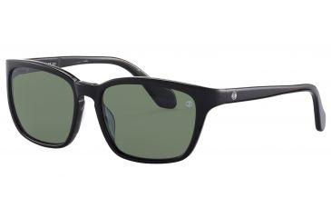 Davidoff 97116 Progressive Prescription Sunglasses - Brown Frame and Green Lens 97116-6144PR