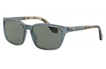 Davidoff 97116 Progressive Prescription Sunglasses - Grey Frame and Zeiss Skypol Grey Lens 97116-6284PR