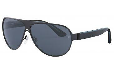 Davidoff No. 97326 Sunglasses - Blue Frame and Grey Lens 97326-517