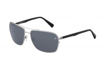 Davidoff No. 97329 Sunglasses - Silver Frame and Zeiss Skylet Grey Lens 97329-110