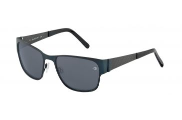 Davidoff No. 97333 Sunglasses - Blue Frame and Grey Lens 97333-594