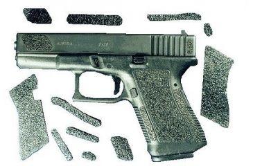 Decal Grip Enhancer For Glock 20 G20