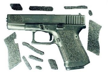 Decal Grip Enhancer For Glock 29 w/Finger Grooves G29FGR