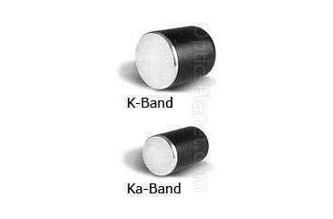 Decatur Genesis II Radar Antennas - K-Band/ Ka-Band/ K-Band Directional Silver Ring Waterproof Radar Antennas