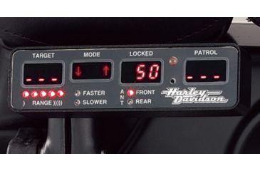 Decatur Radar Gun MPH Dual for Harley Motorcycles