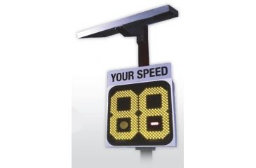 Decatur Onsite 75 Speed Sign - MPH - Box 2 OS75-110-MPH