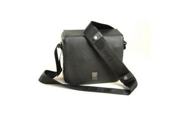 Delsey Corium 01 Digital Camera DSLR Leather Shoulder Bag, Small