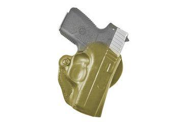 Desantis 019 Mini Scabbard Holster Right Hand Tan Kahr Pm9 Pm40 W Ct Lg 437 019tau2z0