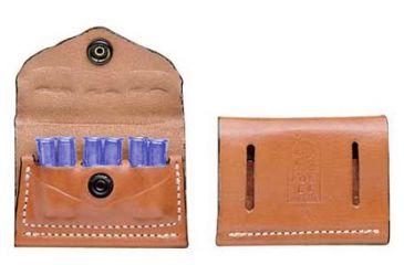 DeSantis Ambidextrous - Tan - 2x2x2 Cartridge Pouch A08TJG1Z0