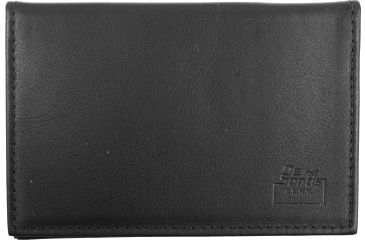 DeSantis Ambidextrous Credential Holder, Black, 3.25x5in Folded - A54BJZZZ0
