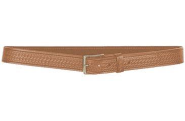 DeSantis Tan - Basketweave Belt B14TG50Z0