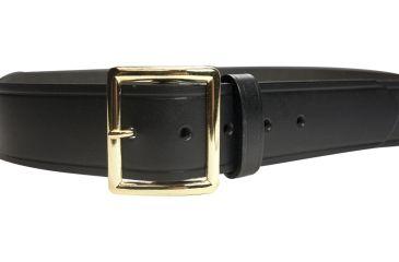 DeSantis Black - Econoline 1 3/4in. Garrison Belt - Brass Buckle E20BJ38Z2