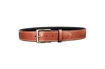 """DeSantis Black - Plain Belt 1 3/4"""" Wide B09BP28Z0"""