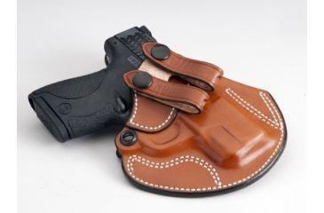 DeSantis Cozy Partner Holster - SW M&P Shield, Style 028 028BAX7Z0 ...