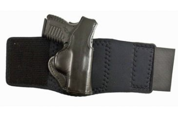 DeSantis Die Hard Ankle Rig Holster, Black - Springfield Armory Xds .45