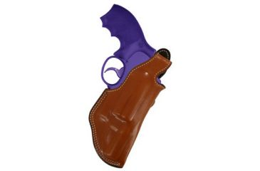 DeSantis Dual Angle Hunter Tan Lined, Right Hand Holster for S&W Governor