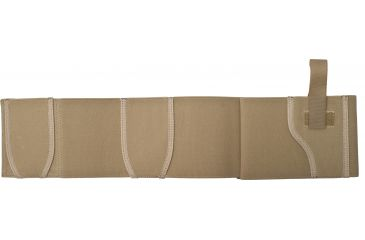 DeSantis Ambidextrous Elastic Belly Band Holster, Natural, - Extra Large - Size 44-50 - 060NJG4Z0