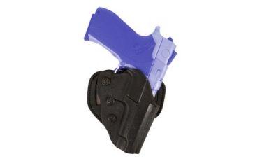 Desantis Facilitator Plain Black Holster 042KB83Z0