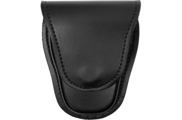 DeSantis Handcuff Case, Hidden Snap, Plain Black - U25BJG2Z5