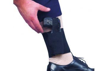 DeSantis Left Hand - Black - X26 Ankle Rig ATT6070LH