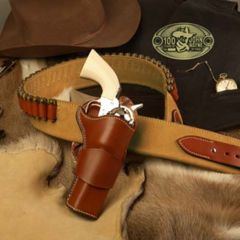 DeSantis Left Hand - Medium - Tan - John Wayne Centennial Set 8254LB46G2