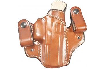 DeSantis Mad Max Holster, Right Hand / Plain Tan - Glock 17, 19, 22, 23, 31, 32 112TAB2Z0