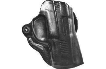 DeSantis Mini Scabbard Holster, Right Hand, Plain Black - Ruger SR9C 019BAI4Z0