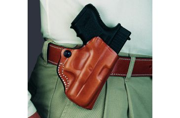 DeSantis Mini Scabbard Holster - Style 019 for S&W and Taurus